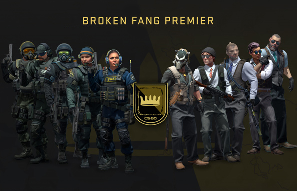 Купить CS:GO - Operation Broken Fang