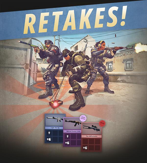 Купить CS:GO - Operation Broken Fang