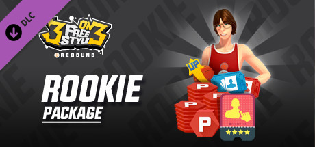 3on3 FreeStyle: Rebound - Rookie Package 2