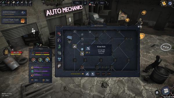 Скриншот из Garbage: Hobo Prophecy