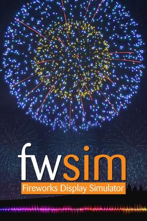 FWsim - Fireworks Display Simulator poster image on Steam Backlog