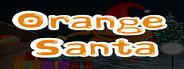 Orange Santa