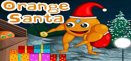 Orange Santa cover art