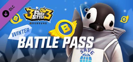 3on3 FreeStyle : Rebound - Battle Pass 2020 Winter