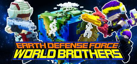 Купить EARTH DEFENSE FORCE: WORLD BROTHERS