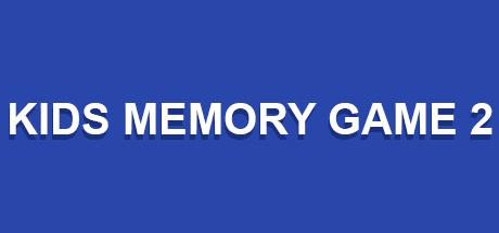 Kids Memory Game 2 cover art