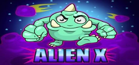 Alien X cover art