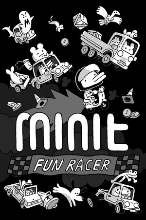 Minit Fun Racer poster image on Steam Backlog