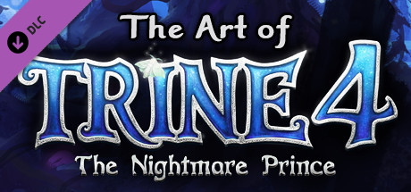 Trine 4: The Nightmare Prince - The Art of Trine 4 (Artbook)