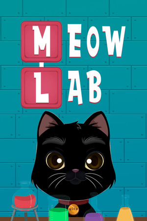 Meow Lab poster image on Steam Backlog