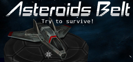 Asteroids Belt: Try to Survive!