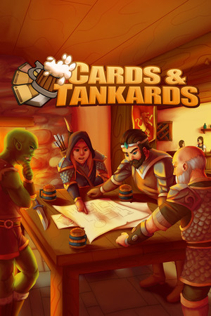 Cards & Tankards poster image on Steam Backlog
