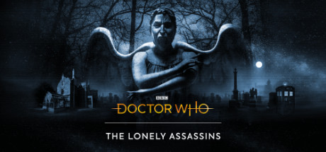 Doctor Who: The Lonely Assassins cover art
