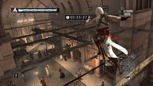 скриншот Assassin's Creed: Director's Cut Edition 0