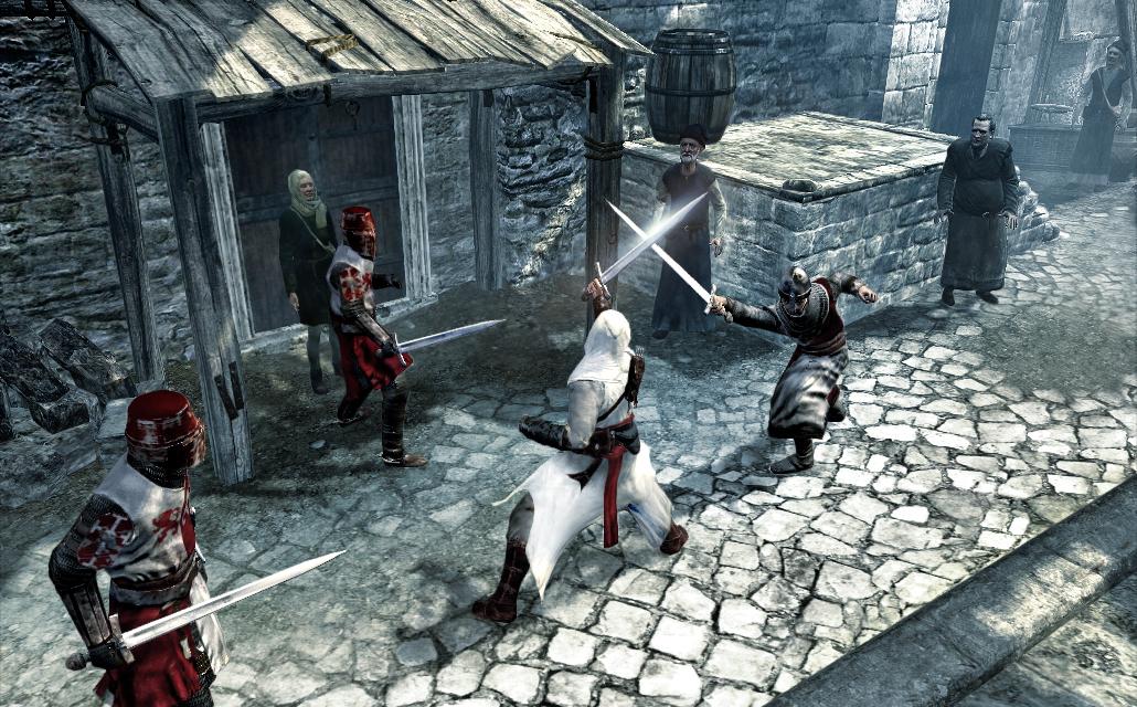 Download Assassins Creed Directors Cut CorePack - 2.28 GB