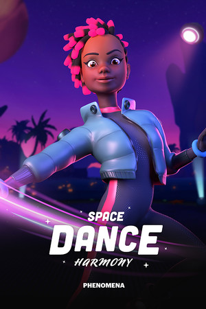 Space Dance Harmony poster image on Steam Backlog