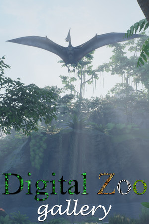 Digital Zoo Gallery poster image on Steam Backlog