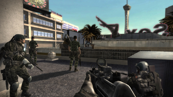 Tom Clancy's Rainbow Six® Vegas 2
