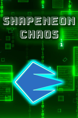 ShapeNeon Chaos poster image on Steam Backlog