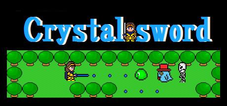 Crystal sword cover art