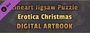 LineArt Jigsaw Puzzle - Erotica Christmas ArtBook