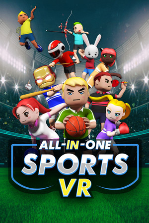 All-In-One Sports VR poster image on Steam Backlog