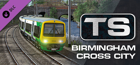 Train Simulator: Birmingham Cross City Line: Lichfield - Bromsgrove & Redditch Route Add-On