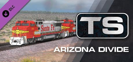 Train Simulator: Arizona Divide: Winslow - Williams Route Add-on