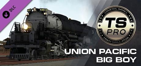 Train Simulator: Union Pacific Big Boy Steam Loco Add-On