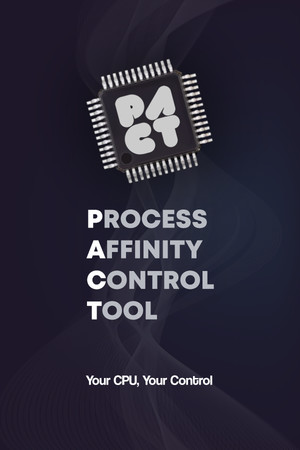 PACT - Process Affinity Control Tool poster image on Steam Backlog