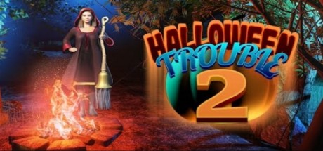 Halloween Trouble 2 cover art