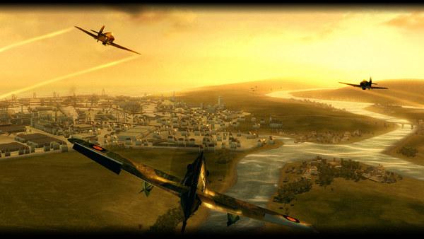 Скриншот из Blazing Angels: Squadrons of WWII