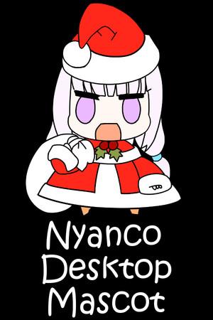 Nyanco Desktop Mascot poster image on Steam Backlog