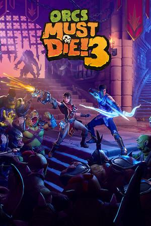 Orcs Must Die! 3 poster image on Steam Backlog