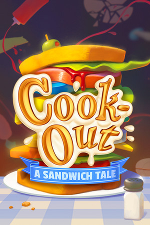 Cook-Out poster image on Steam Backlog