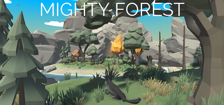 Mighty forest cover art