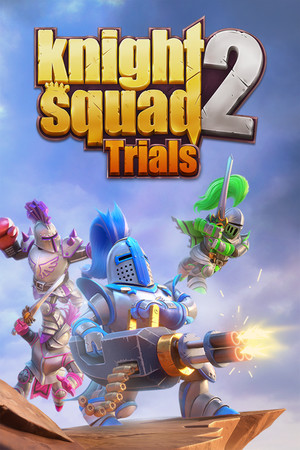 Knight Squad 2 Trials poster image on Steam Backlog