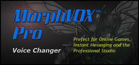 View MorphVOX Pro 5 - Voice Changer on IsThereAnyDeal