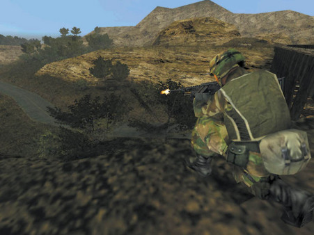 Tom Clancy's Ghost Recon® Screenshot