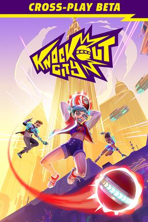 Knockout City poster image on Steam Backlog