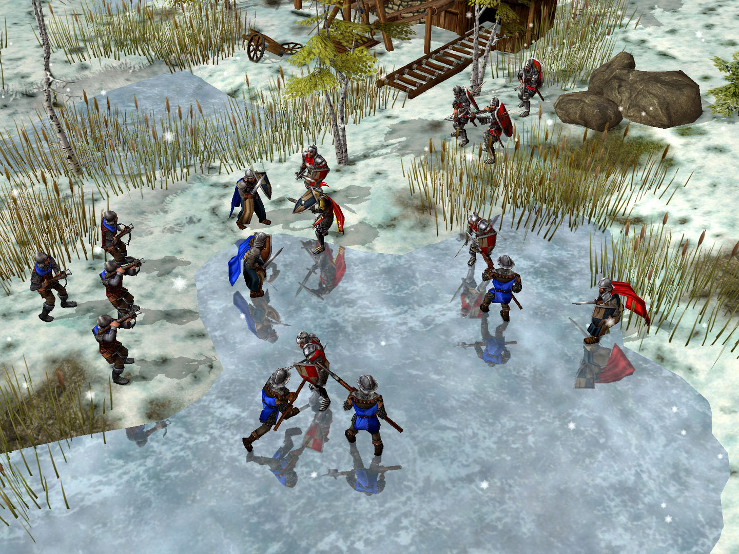 The Settlers: Heritage of Kings screenshot 1