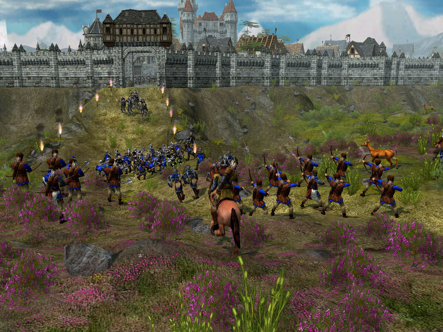 The Settlers: Heritage of Kings screenshot 2