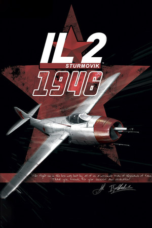 IL-2 Sturmovik: 1946 poster image on Steam Backlog