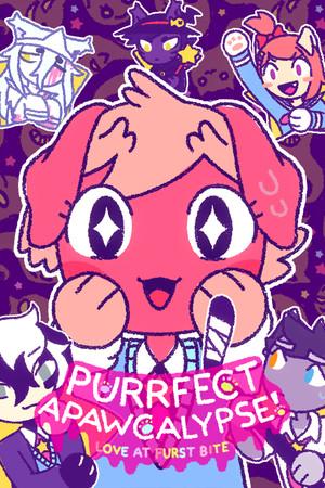 Purrfect Apawcalypse: Love at Furst Bite poster image on Steam Backlog