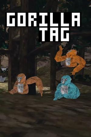 Gorilla Tag poster image on Steam Backlog