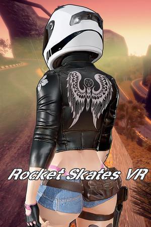 Rocket Skates VR poster image on Steam Backlog
