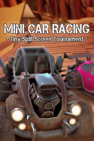 Mini Car Racing - Tiny Split Screen Tournament poster image on Steam Backlog