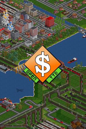 OpenTTD poster image on Steam Backlog
