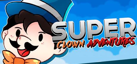Super Clown Adventures cover art