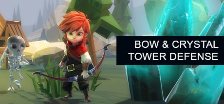 Bow & Crystal Tower Defense cover art